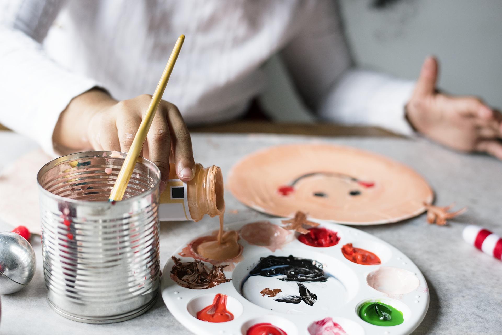 """""""Creatività e Arte-Terapia"""""""
