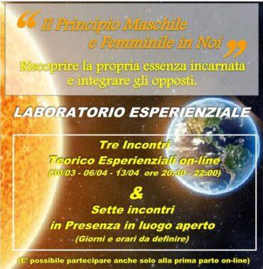 Il Principio Maschile e Femminile in Noi Dott.ssa Angela Orlotti